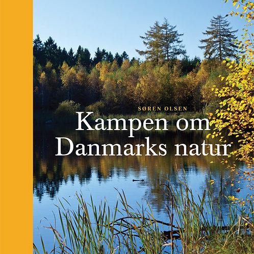 Søren Olsen, Kampen om Danmarks natur