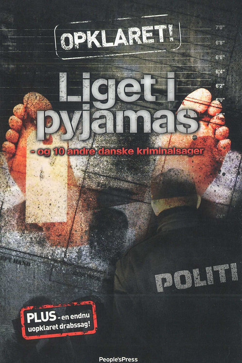 Lars Vestergaard, Liget i pyjamas (1)