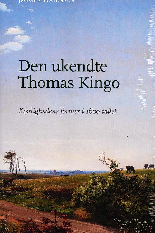 Jørgen Vogensen, Den ukendte Thomas Kingo