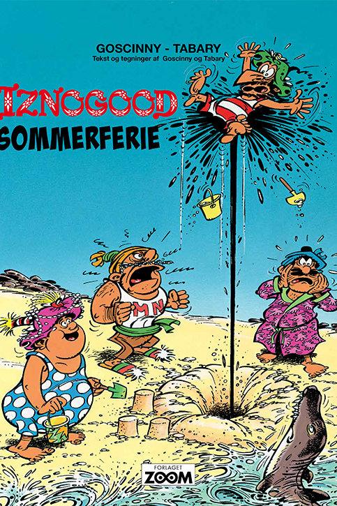 Tabary, Goscinny, Iznogood 4: Sommerferie