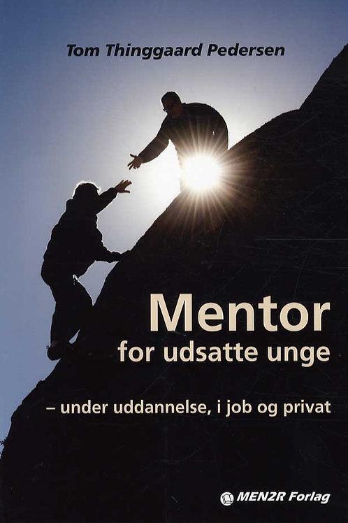 Tom Thinggaard Pedersen, Mentor for udsatte unge