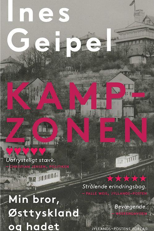 Ines Geipel, Kampzonen