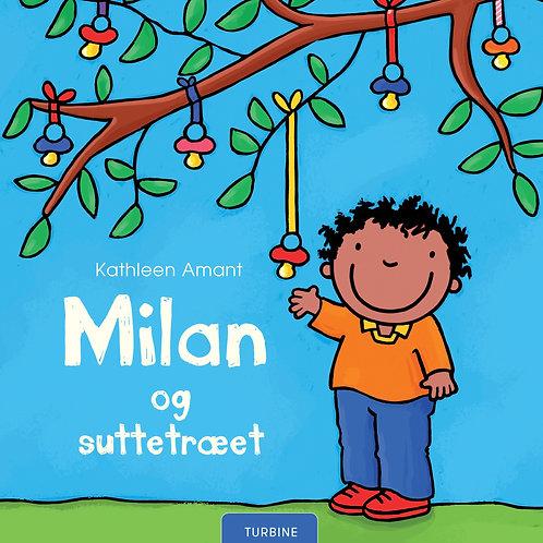 Kathleen Amant, Milan og suttetræet