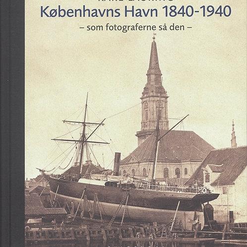 Kåre Lauring, Københavns havn 1840-1940