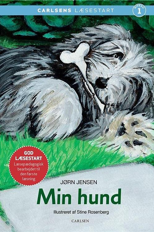 Jørn Jensen, Carlsens læsestart - Min hund
