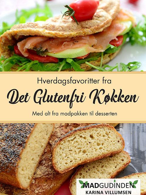 Karina Villumsen, Glutenfri og mælkefri Hverdagsfavoritter fra Det Glutenfri Køk