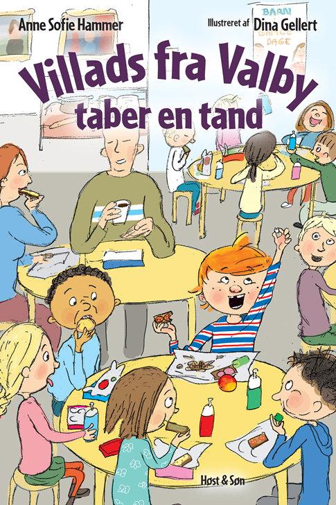 Anne Sofie Hammer, Villads fra Valby taber en tand