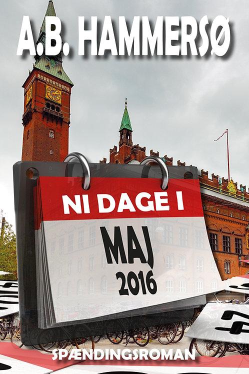 A.B. Hammersø, Ni dage i maj 2016