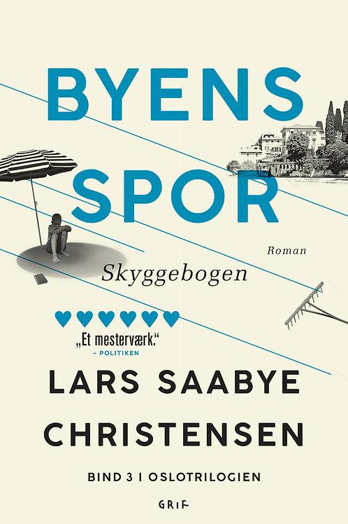 Lars Saabye Christensen, Byens spor PB 3