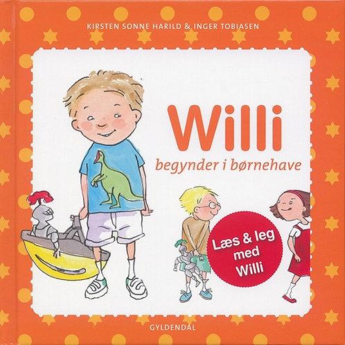 Kirsten Sonne Harild;Inger Tobiasen, Willi begynder i børnehave