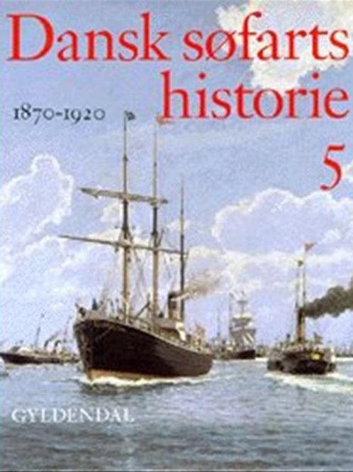 Anders Monrad Møller;Hans Chr. Johansen;Henrik Dethlefsen, Dansk søfarts histori