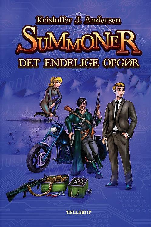 Kristoffer J. Andersen, Summoner #3: Det endelige opgør