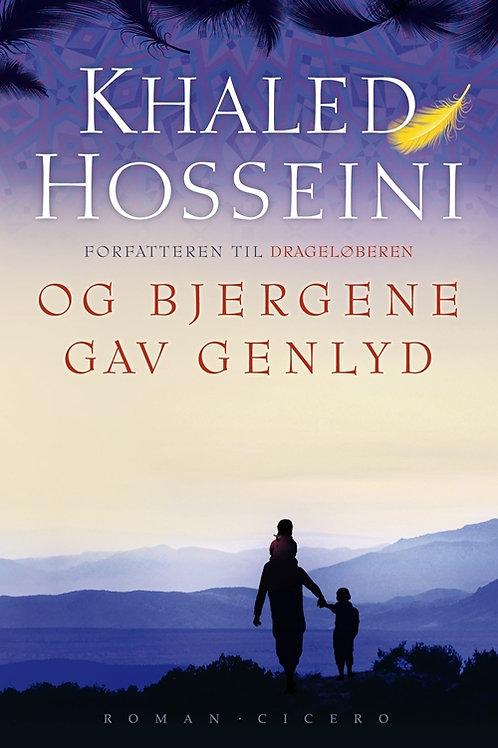 Khaled Hosseini, Og bjergene gav genlyd
