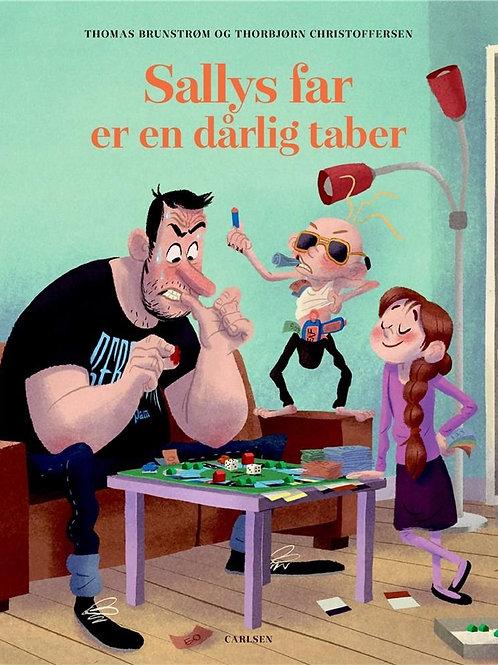 Thomas Brunstrøm, Sallys far er en dårlig taber