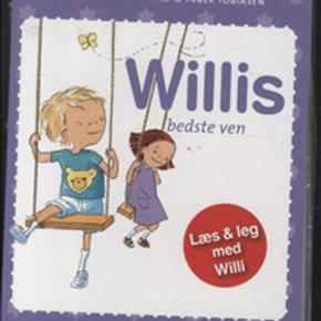 Kirsten Sonne Harild, Willis bedste ven