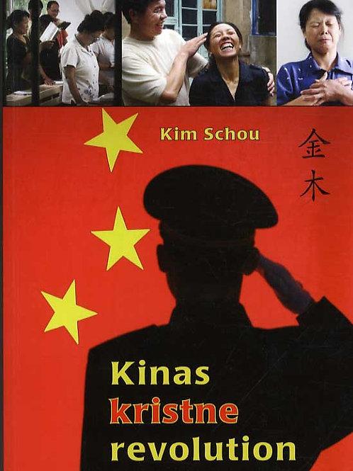 Kim Schou, Kinas kristne revolution