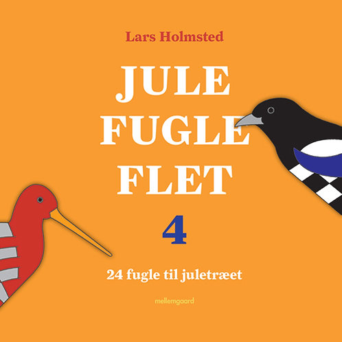 Lars Holmsted , Jule Fugle Flet 4