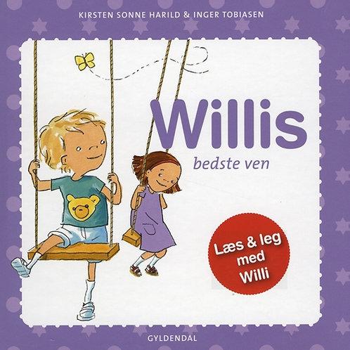 Kirsten Sonne Harild;Inger Tobiasen, Willis bedste ven