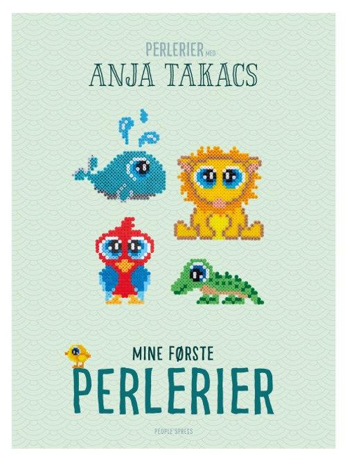 Anja Takacs, Mine første perlerier