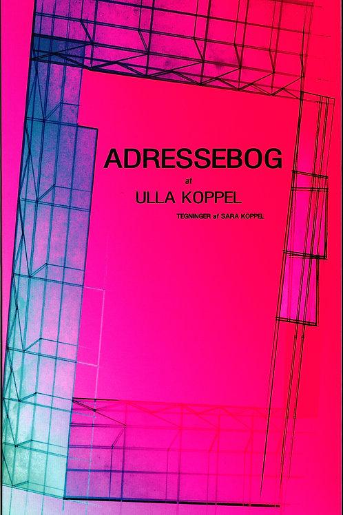 Ulla Koppel, Adressebog