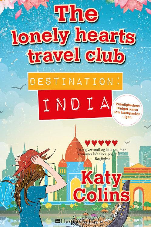 Katy Colins, Destination India