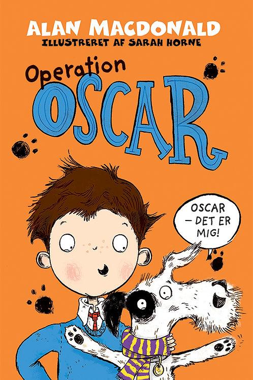 Alan MacDonald, Operation Oscar
