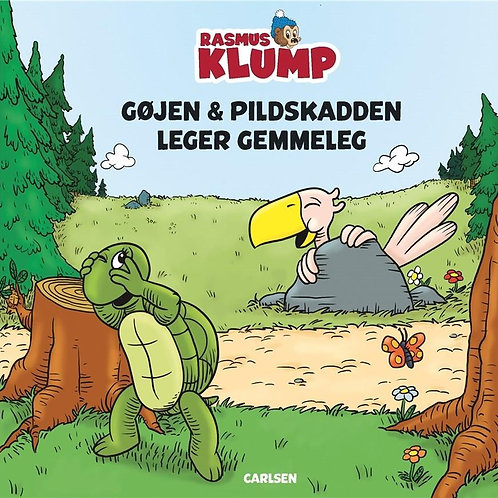 Kim Langer, Gøjen & Pildskadden leger gemmeleg