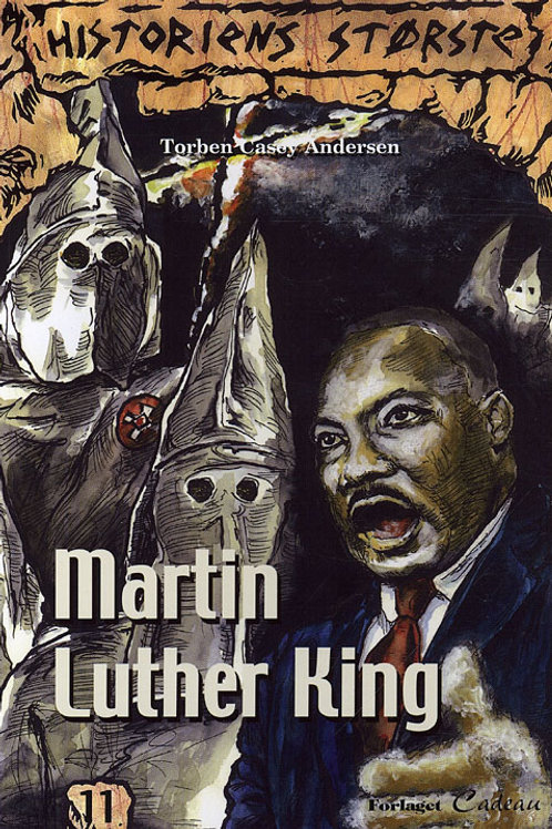 Andersen, Torben Casey, Martin Luther King