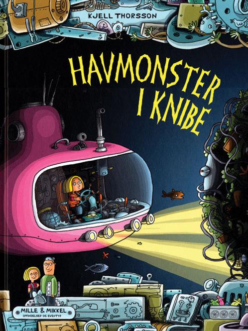 Kjell Thorsson, Havmonster i knibe