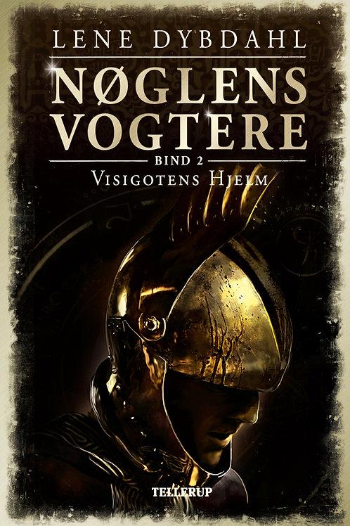 Lene Dybdahl, Nøglens Vogtere #2: Visigotens Hjelm