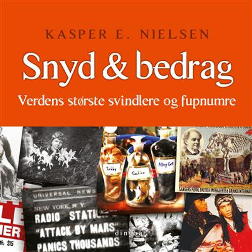 Kasper E. Nielsen ., Snyd & bedrag