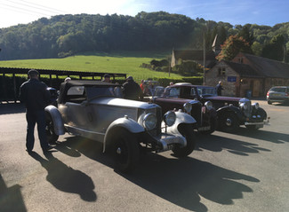 Railton Owners Club  Visit