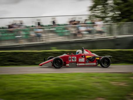 FIA Hillclimb Masters 2021 – Meet the Drivers Tom Weaver