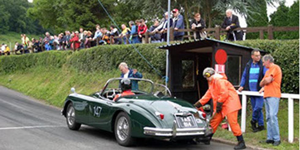 Jaguar XK70 Festival