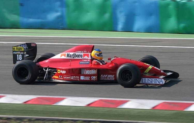 1991 Dallara F191