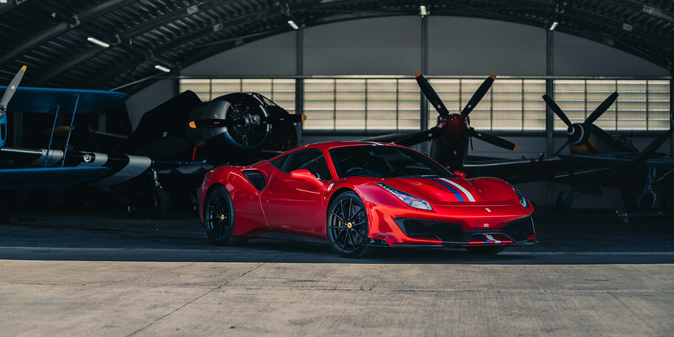 488 Pista Owners - SF the Runway