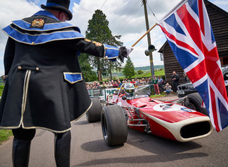 Bromyard Speed Festival on Tour to Shelsley Walsh