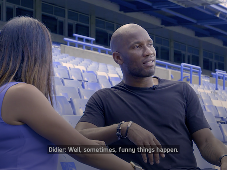 MAKING OF A LEGEND: DIDIER DROGBA