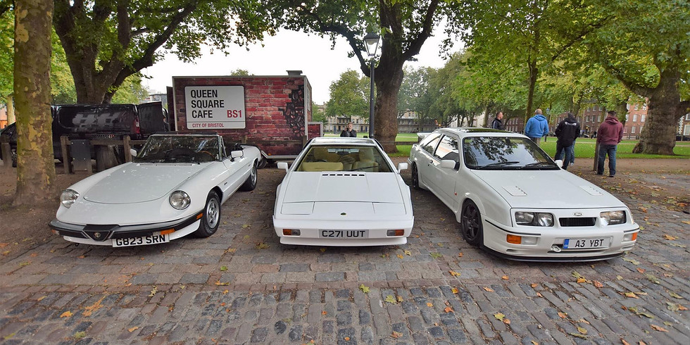 Supercar Fest | Queen Square Car Club