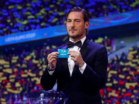 EURO 2020: EUROPEAN FOOTBALL SUPERSTARS COME TO BUCHAREST FOR EURO 2020 DRAW