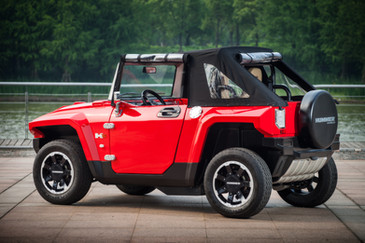 MEV™_HUMMER_HX-T™_Flat_Red_-_Canvas_