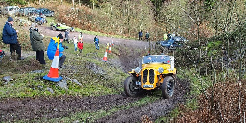 Sunday 24th Jan / Shropshire Hills