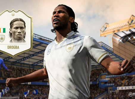 CHELSEA LEGEND DIDIER DROGBA NAMED AS FIFA 20 ICON - AND HIS ATTRIBUTES ARE INCREDIBLE