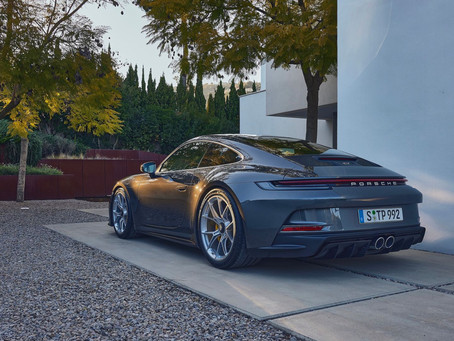 New GTS and GT3 Touring Package: which special 911?