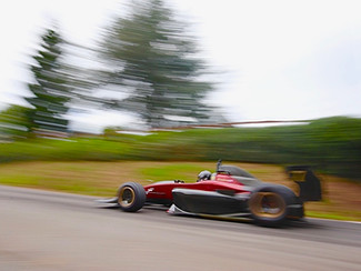 Spectators return for thrilling track action at Shelsley Walsh