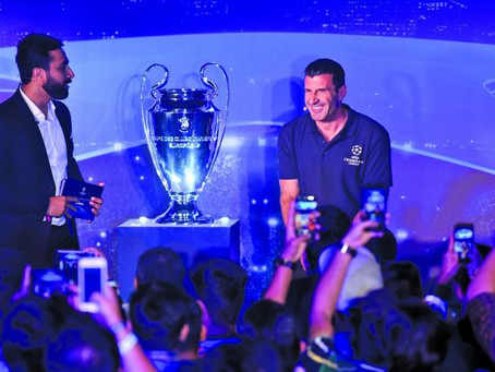 UEFA TO BRING UEFA CHAMPIONS LEAGUE TO NEW MARKETS