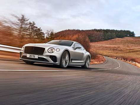 New 208mph Bentley Conti GT Speed: 5 things to know