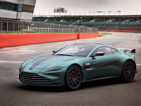 Aston Martin's reboot: 5 things to know