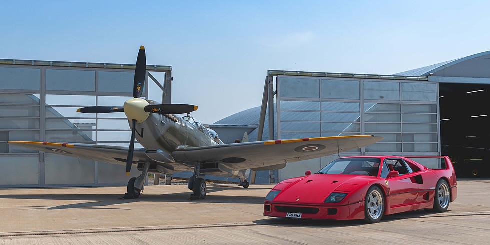 Ferrari Owners - SF the Runway