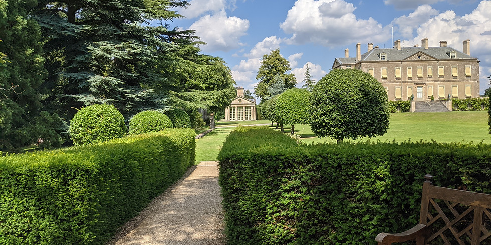 A View to a Garden